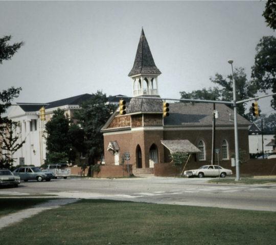 Auburn University Chapel