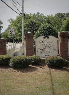 Barnseville, Alabama