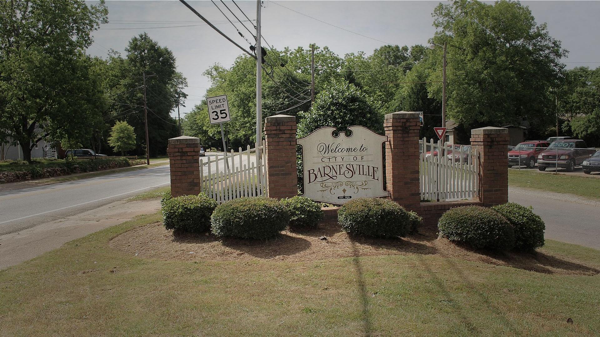 Barnseville, Alabama