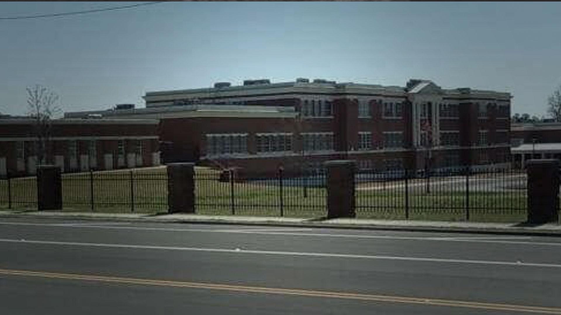 Alabama Avenue Middle School