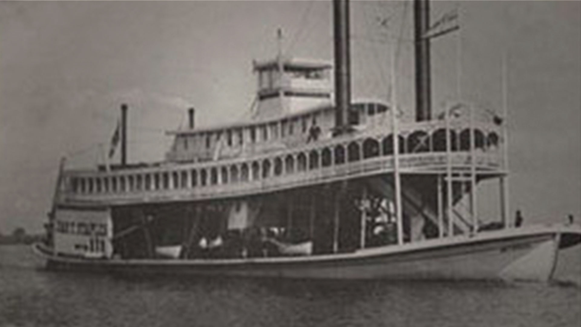James T. Staples Riverboat