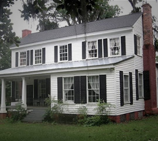 Old Purefoy House