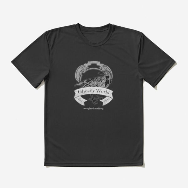 Ghostly World, est. 2012 t-shirt