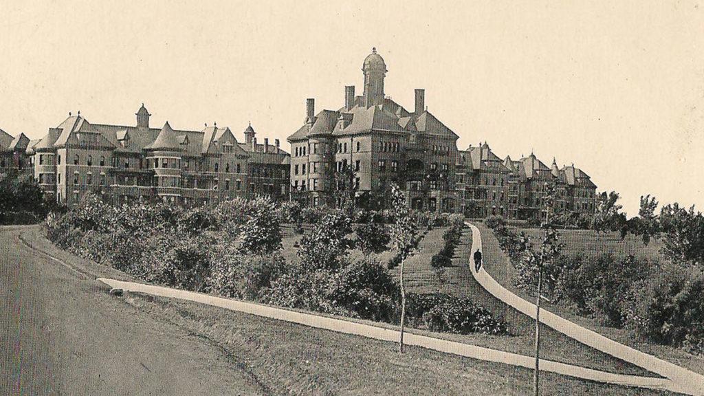 Cherokee State Hospital