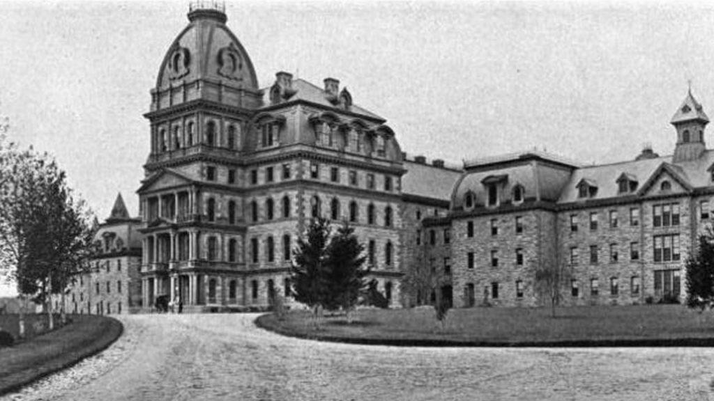 Greystone Park State Hospital