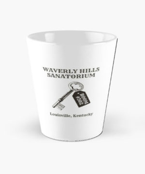 Waverly Hills Sanatorium Room 502 Tall Mug