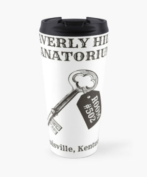Waverly Hills Sanatorium Room 502 Travel Mug