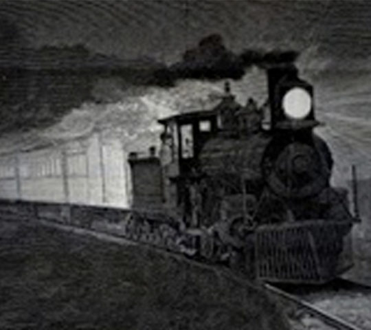 Louisville and Nashville Railroad Tracks