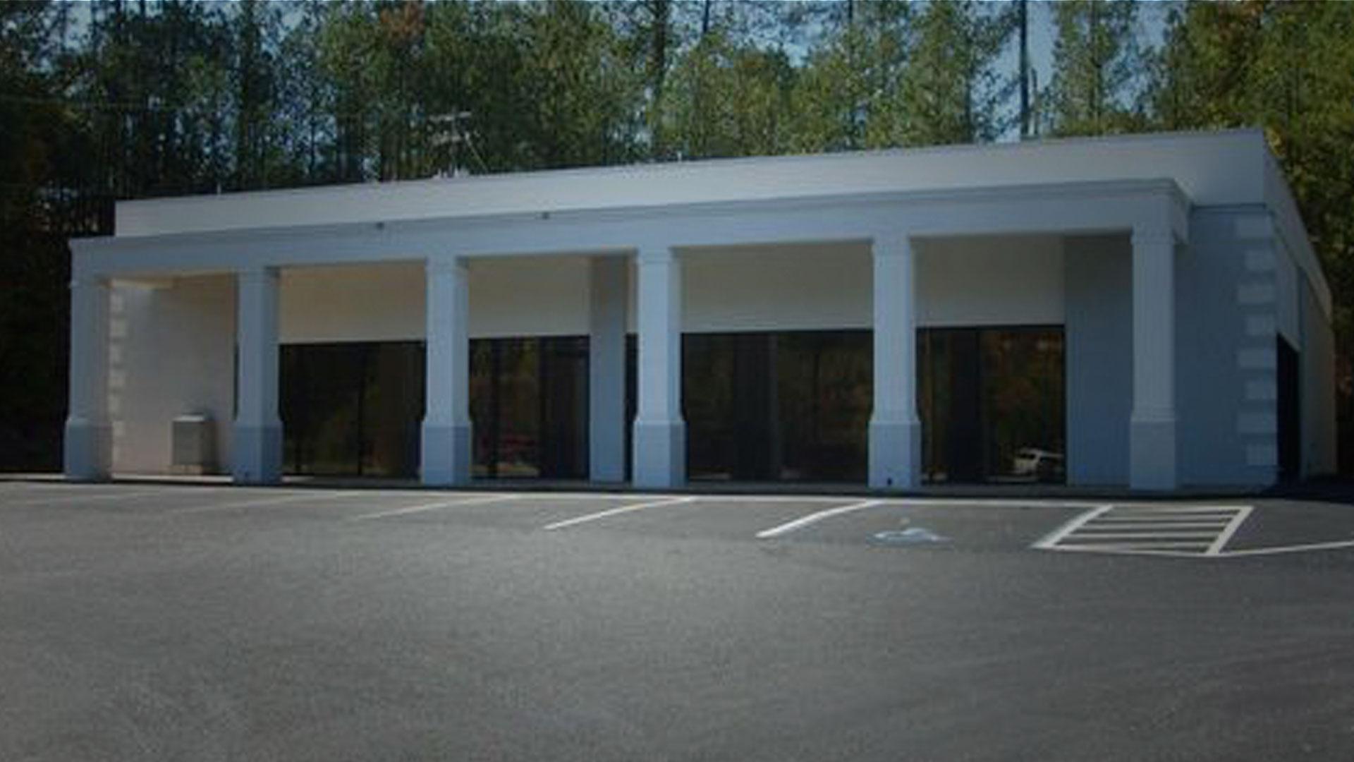 Blockbuster in Anniston, Alabama